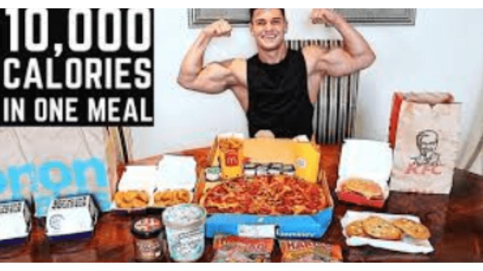 10,000 Calorie Challenge