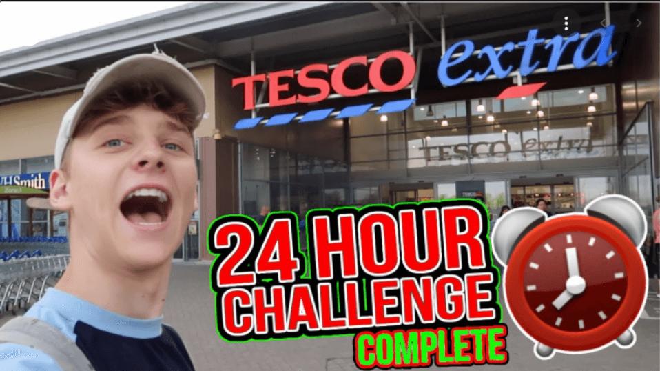 24-Hour Challenge