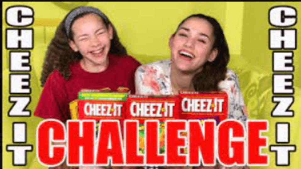 Cheez-It Challenge