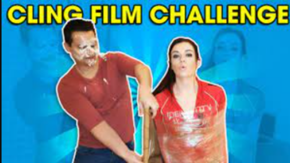 Cling Film Challenge