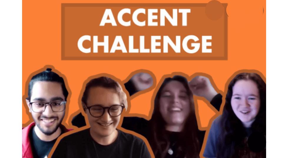 Fun Accent Challenge