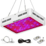 Roleadro LED Full Spectrum Grow Lights for Indoor Greenhouse