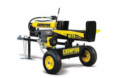 Champion Gas Log Splitter