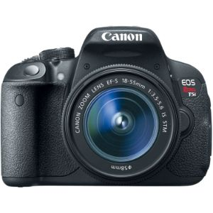 Canon EOS Rebel T5i EF-S