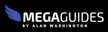 Mega Guides by Alan Washington Logo