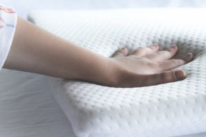 Ultra Slim Sleeper Foam Pillow