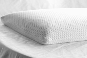 Firm Memory Foam Pillow