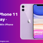Win iPhone 11 Giveaway