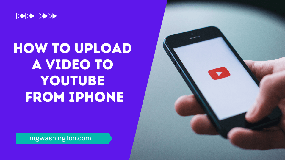 How to Upload a Video to YouTube from iPhone