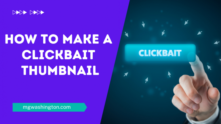 How To Make A Clickbait Thumbnail
